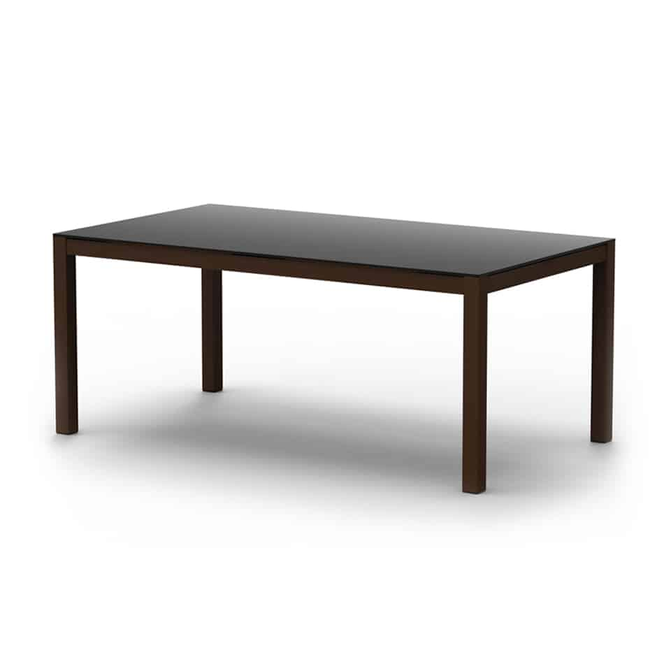 WA4041S AMBER DINING TABLE